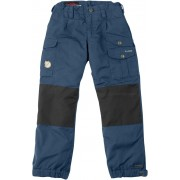 FjallRaven Kid's Vidda Padded Trousers - Uncle Blue - Pantalons de voyages 128