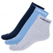 Head 3PACK ponožky HEAD vícebarevné (761011001 168) M