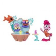 Jucarie My Little Pony The Movie Pinkie Pie Swimming Sea Pony Playset