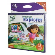 LEAPFROG ENTERPRISES Dora the Explorer Leapfrog Leapster Explorer Learning Game