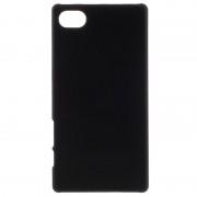 Capa Dura com Borracha para Sony Xperia Z5 Compact - Preto