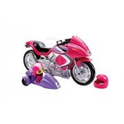 Barbie Spy Squad Secret Agent Motorcycle, Multi Color