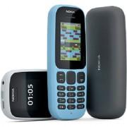 Nokia 105 Dual Sim - 2017 (Pack of 5)