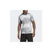 Camiseta com Estampa de Camuflagem Freelift Tech Homem G adidas