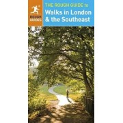 Rough Guide to Walks in London & the Southeast, Paperback/Rough Guides