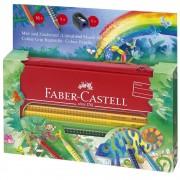 Set desen FABER-CASTELL Grip Jungle, FC112452