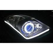 Banda flexibila LED DRL lumina alba 30cm BO30W - 12V VistaCar