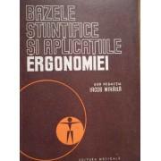 Bazele Stiintifice Si Aplicatiile Ergonomiei - Sub Redactia Iacob Mihaila