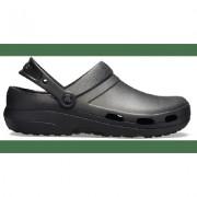 Crocs Pfd Black Specialist Ii Vent Clog Shoes