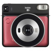 Fujifilm Instax Square SQ6 Aparat Foto Instant Ruby Red