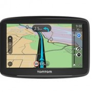 GPS TOMTOM START 52 - 5'/13 CM - AUTONOMIA BATERIA 1 HORA - MICROSD - MAPAS EUROPA OCCIDENTAL PARA TODA LA VIDA - 3 MESES RADARES TRAFICO - GPS EM ESPANHOL