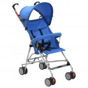 Sonata Сгъваема детска количка тип бъги, синя, стомана