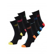JACK & JONES 7-pack Socks Man Svart