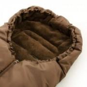 Sac de dormit pentru carucior Euret cu interior fleece