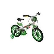 Bicicleta Infantil Bandeirante Aro 16 Vingadores Hulk