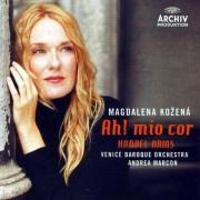 Magdalena Kozena - Ah! Mio Cor Handel Arias (0028947765479) (1 CD)