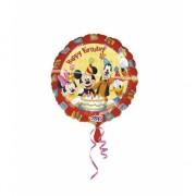 Mickey Mouse folie ballonnen 45 cm