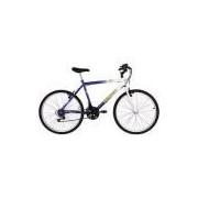 Bicicleta Verden Live Aro 26 18V Branca/Azul