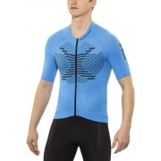 X-Bionic Twyce Kortärmad cykeltröja Herr blå XL 2018 Racertröjor