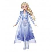 Muñeca Frozen Princesas Disney Elsa - Hasbro