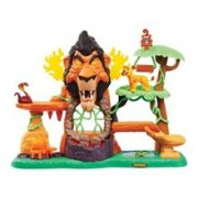 Set Jucarii Lion Guard Rise Of Scar Playset