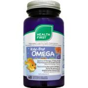 Health First Kids First Omega rágókapszula 60db