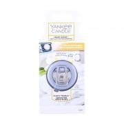 Yankee Candle Fluffy Towels vůně do ventilace v autě 4 ml miniatura unisex