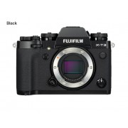 Fujifilm Mirrorless 26MP X T3 body negru