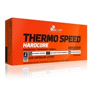 Thermo Speed Hardcore (120 kap.)