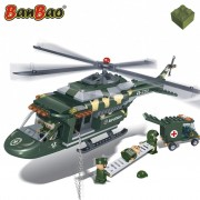 BanBao Medical Helicopter 8253