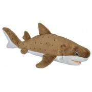 Wild Republic Sand Shark Plush, Stuffed Animal, Plush Toy, Gifts for Kids, Cuddlekins 13 inches