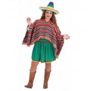 Disfraz de Mexicana - Creaciones Llopis