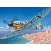 Trumpeter 1/32 Messerschmitt Bf109f4 German Fighter Model Kit [Toy] (Japan Import)