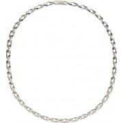 Unknown Boccia Titanium collier - Titanium - Zilverkleurig - 45 cm