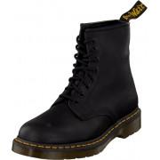 Dr Martens 1460 Black Greasy, Skor, Kängor och Boots, Chelsea Boots, Svart, Herr, 40
