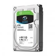Hard Disk Drive Seagate SkyHawk 3.5'' HDD 8TB 5900RPM SATA III 6Gb/s 256MB | ST8000VX0022