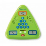 Joc electronic Minute Math Learning Resources, 22 x 5 x 25 cm, 6 - 10 ani