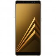 Smartphone Samsung Galaxy A8 2018 A530FD 32GB 4GB RAM Dual Sim 4G Gold