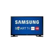 Smart TV Samsung 40´ LED Full HD com USB, 2 HDMI, Wi-Fi, Conversor Integrado - UN40J5200AGXZD