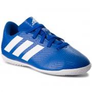 Обувки adidas - Nemeziz Tango 18.4 In J DB2384 Fooblu/Ftwwht/Fooblu