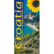 Wandelgids Kroatië - Croatia | Sunflower books