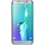"Telefon Mobil Samsung Galaxy S6 Edge Plus, Procesor Octa Core 1.5GHz / 2.1GHz, Super AMOLED capacitive touchscreen 5.7"", 4GB RAM, 32GB Flash, 16MP, Wi-Fi, 4G, Android (Argintiu) + Cartela SIM Orange PrePay, 6 euro credit, 6 GB internet 4G, 2,000 minute na"