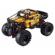 Lego Extrem 4X4 terrängbil - Lego Technic 42099