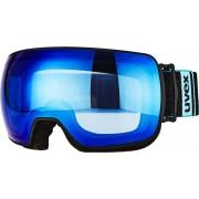 UVEX Compact FM goggles blauw/zwart 2017 Goggles