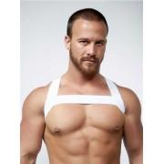 Mister B Urban X Back Club Harness White 820523