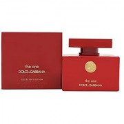 Dolce and Gabbana The One Eau De Parfum Spray Collector Edition for Women 2.5 Ounce