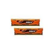 Kit de Memoria Ares com 2X8GB 240P DDR3 1600 PC3 12800, G.SKILL, F3-1600C10D-16GAO, 16 GB