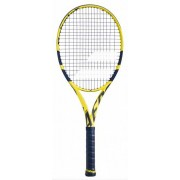 Babolat Pure Aero Team competitie tennisracket - Geel - Size: 4