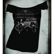 hardcore póló női - Hells Bidding OffShoulder - SE7EN DEADLY - SE033