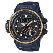 Ceas barbatesc Casio G-Shock GWN-Q1000NV-2AER Gulfmaster MultiBand 6 Solar Smart Access Master in NAVY BLUE